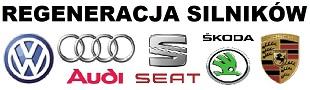 Regeneracja silników Volkswagen Audi Seat Skoda Porsche